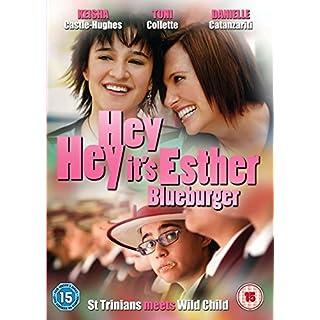 Hey Hey, It's Esther Blueburger [DVD] [UK Import]