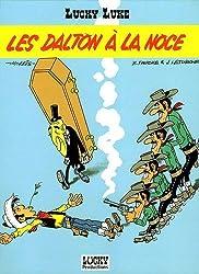 Lucky Luke, tome 31 : Les Dalton à la noce