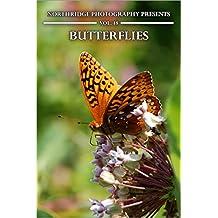 Butterflies (Northridge Photography Presents Book 18) (English Edition)