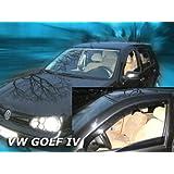 Omac Windabweiser Regenabweiser Für Golf Iv 1997 2005 4 Tlg Auto