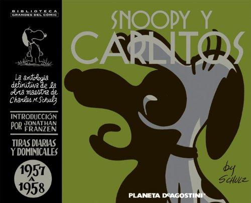 Snoopy y Carlitos 1957-1958 nº 04/25 par Charles M.%Schulz