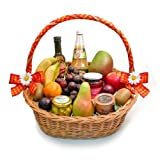 Geschenkkorb 'Vitaler Obstkorb' - Frisches Obst