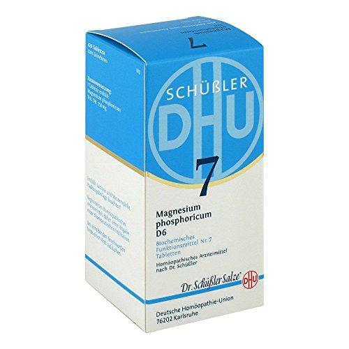 DHU Schüßler-Salz Nr. 7 Magnesium phosphoricum D6, 420 St. Tabletten
