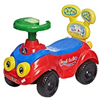 Push Ride On Car - Red, DXBRON5001