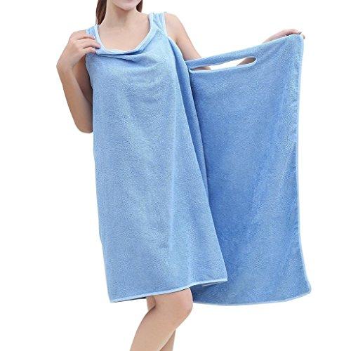 Toallas de Baño, albornoz toalla Wearable, toalla...