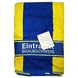 Eintracht Braunschweig Badetuch BLOCKSTREIFEN