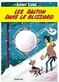 Lucky Luke, tome 22 - Les Dalton dans le blizzard