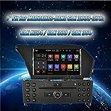 Autoradio Krando Android 7.1 2GB RAM Auto GPS für Mercedes Benz GLK GLK300 GLK350 X204 2008-2012 AUTORADIO DVD Multimedia System