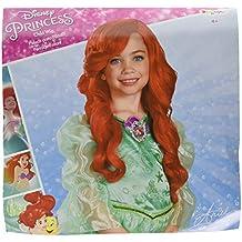 Perruque enfant Ariel de La petite sirène