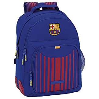 51mSyKCuibL. SS324  - Safta Mochila Escolar F.C. Barcelona 17/18 Oficial 320x150x420mm