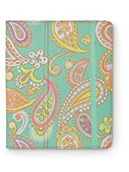 All For Color Paisley Breeze Tablet Case