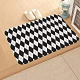 Satyam Kraft Door mat or Bath mat for Home Non Slip Door Mat