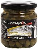 Sabor Español - Alcaparras - Encurtidos vegetales ácidos - 110 g