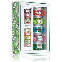 (Kusmi TEA) dullness regalo miniatura te verde juego de te con el infusor (latas 25gX5, con un infusor) [bienes importados regulares]
