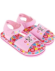 Sandales enfant fille Disney Minnie Rose du 24 à 31