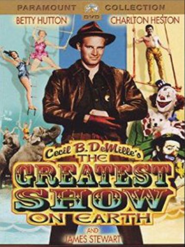 Image of GREATEST SHOW ON EARTH