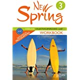 Anglais 3e LV1 New Spring : Workbook, A2-B1