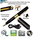 Best Husband Gifts From Wives - Voltac Spy Hd Pen Camera with Voice-Video Recorder Review