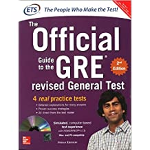 [ [ [ GRE the Official Guide to the Revised General Test [With CDROM] (GRE: The Official Guide to the General Test) [ GRE THE OFFICIAL GUIDE TO THE REVISED GENERAL TEST [WITH CDROM] (GRE: THE OFFICIAL GUIDE TO THE GENERAL TEST) ] By Educational Testing Service ( Author )Jul-17-2012 Paperback