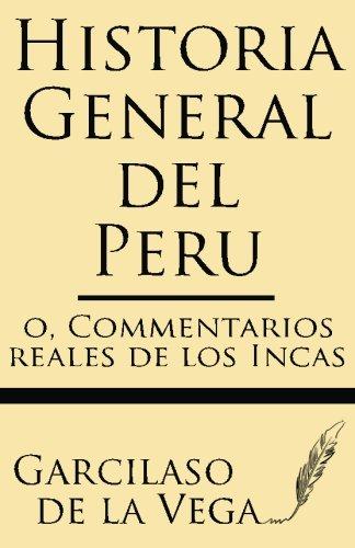 Historia General Del Peru