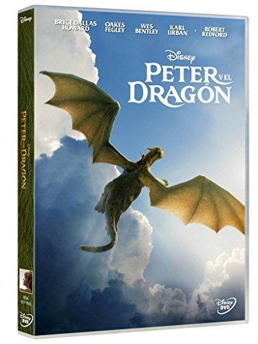 Peter Y El Dragón: Live Action [DVD]