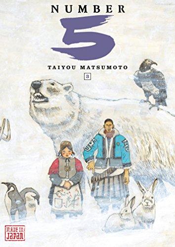Number 5 - Tome 3 par Taiyou Matsumoto