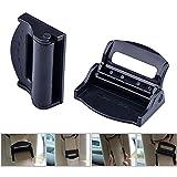 2pz auto cintura clip universale seggiolino di sicurezza cinghia di regolazione fibbia morsetto per comfort guida