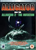 Alligator/ Alligator 2 - The Mutation [1990] [DVD] [1980] by Joseph Bologna