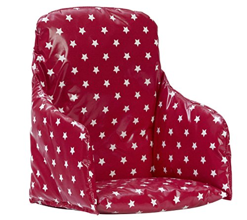 messy-me-chaise-haute-inserer-coussin-essuyez-ciree-propre-etoile-rouge