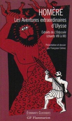 Les Aventures Extraordinaires d'Ulysse par Homere