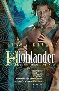 Highlander: El conjuro olvidado par Donna Grant