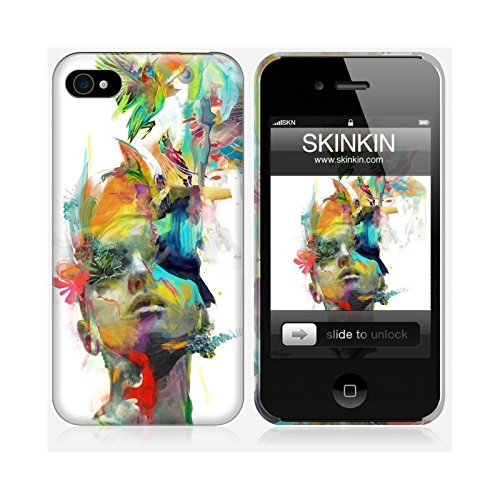 iPhone SE Case, Cover, Guscio Protettivo - Original Design : iPhone 4 case