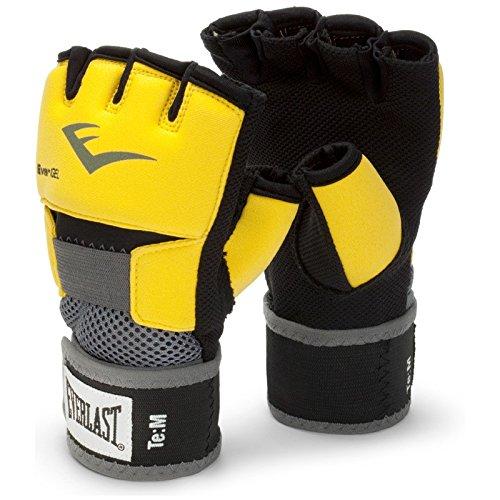 Everlast Erwachsene Boxen - Punchinghandschuhe, Yellow, M