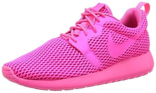 Nike W Roshe One Hyp Br, Baskets Basses Femme, Bleu, 36,5 EU Rosa (Pink Blast / Pink Blast-Fr Pink)