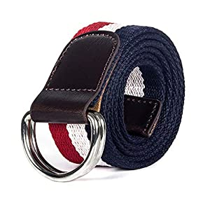 CHOUBAGUAI Gürtel Männliche Gürtel Dornschließe Gürtel Für Männer Casual Style Tactical Gürtel Für Jeans