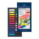 Faber-Castell 24weicher Half Pastells