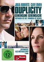 Duplicity - Gemeinsame Geheimsache hier kaufen