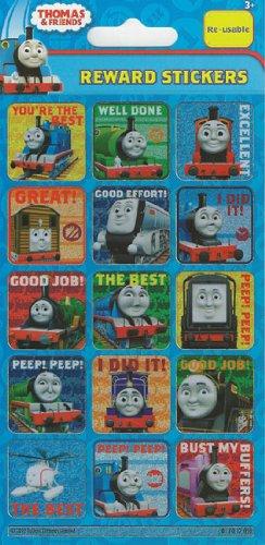 Autocollants de récompense petits - Thomas et ses amis