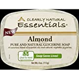 CLEARLY NATURAL BAR SOAP,GLYCERINE,ALMON...