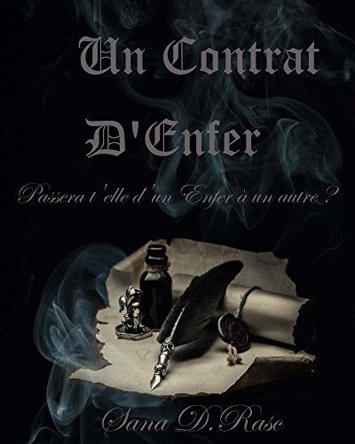 Un Contrat D'Enfer (La Saga Des Enfers t. 1) (French Edition)