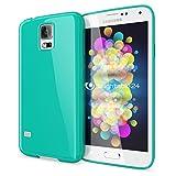 NALIA Handyhülle für Samsung Galaxy S5 S5 Neo - Türkis