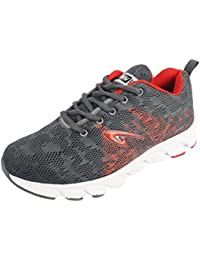 Vadalo Men's Flyonn 432 Red Running Shoes (Sport Shoes)