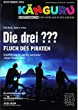 Känguru 9 2016 Die drei Fragezeichen ??? Zeitschrift Magazin Einzelheft Heft Stadtmagazin Familien Köln Bonn