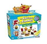 Dujardin Créations - Ma Fabrique à Gommes - Pack M Fast Food