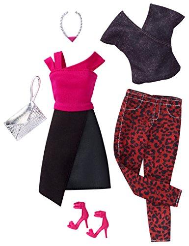 MATTEL Barbie Mode Vestiti e acc. Look Fashion 2 Pack Edgy FCT81 DWG45 ea953d918d5