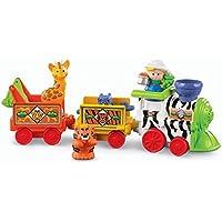 Fisher Price M0532 - Tren Musical Del Zoo (Mattel)