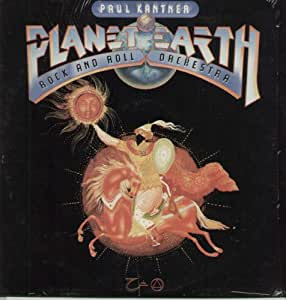 Planet earth rock and roll orchestra [Vinyl LP]