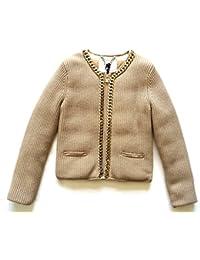 ELISABETTA FRANCHI giubbino giubbotto giacca donna PI0531016 cammello 42 c44f8f2c6e58