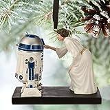 Disney Store), Star Wars Princesa Leia adorno nuevo con caja