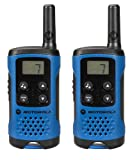 Best MOTOROLA Accessory Power Two Way Radios - Motorola T41 Walkie Talkie Consumer Radio - Blue Review